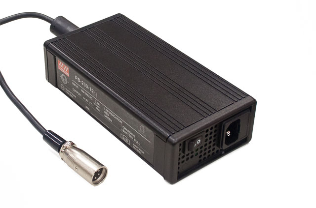MEAN WELL Battery Charger PB-230