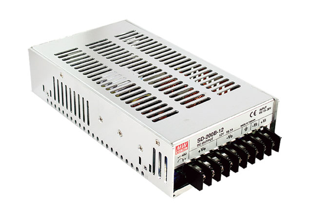 MEAN WELL DC-DC Converter SD-200