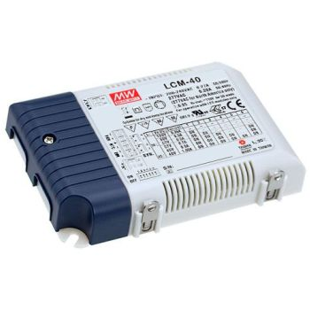 MEAN WELL LCM-40 Constant Current LED Driver